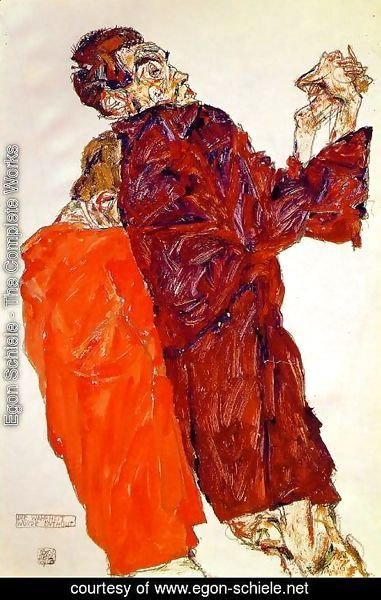 Egon Schiele - The Truth Unveiled