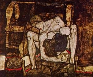 Egon Schiele - Blind Mother