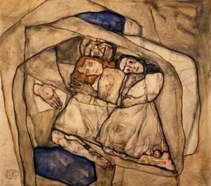 Egon Schiele - Conversion
