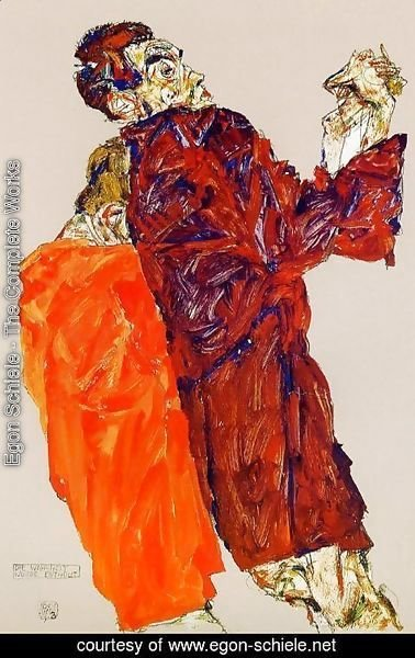 Egon Schiele - The Truth Was Revealed